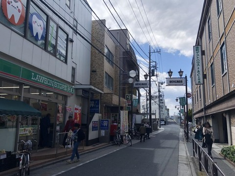 Kanamachisuehiro-syotengai