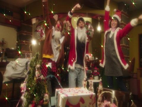 申し訳程度のクリスマス