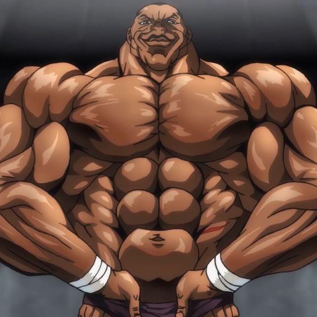 バキ道】最新アニメで超筋肉を披露して怪力無双してる「ビスケット=オリバ」の現在www : ちゃん速