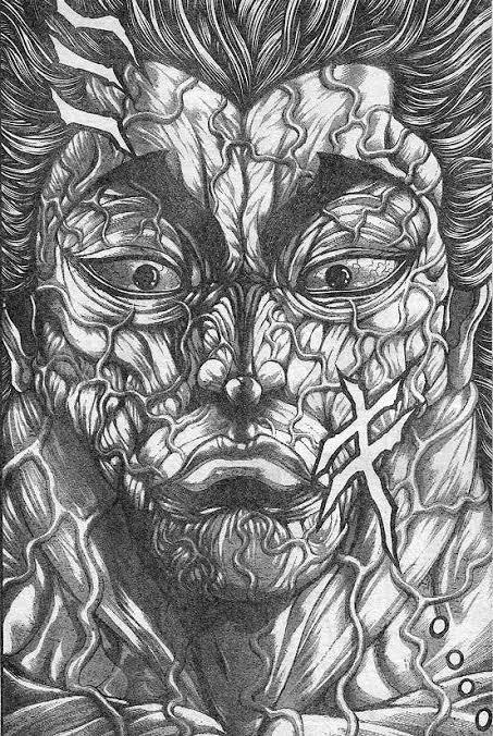 686f5b64 - 【トリコ】漫画「トリコ」の主人公が初めてマジギレしたコマの迫力wwwww