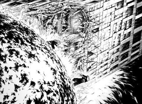 8d47f5fe s - 【悲報】呪術廻戦とかいう主人公と敵のボス格がずっと殴ってる漫画wwwww