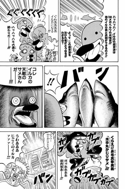 a425994d s - 【ボボボーボ・ボーボボ】今でも語られるギャグ漫画、ボーボボしかないwwwww