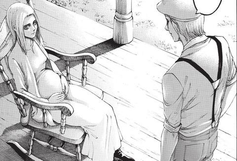 【進撃の巨人】現在の進撃の巨人「エレン裏切り!リヴァイ死亡!ヒストリア妊娠!」←これwwwww
