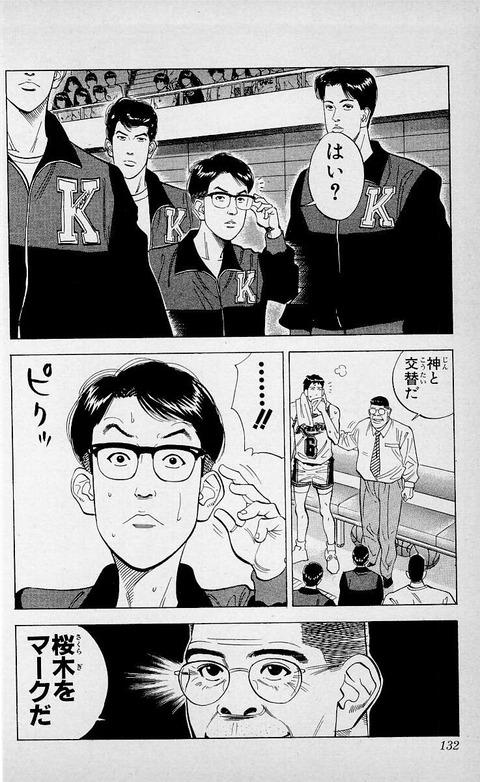 bcca5e5e s - 【朗報】スラムダンクでいちばん有能な選手、満場一致で決まる!!!!!