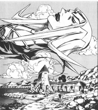 c68606b7 - 【ジョジョの奇妙な冒険】ジョジョ5部最強キャラ、アバッキオだった!!!!!