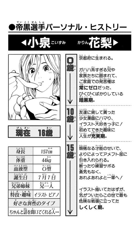 cebea281 s - 【アイシールド21】アイシールド21とかいう、ヒル魔持ち上げが激しい漫画wwwww