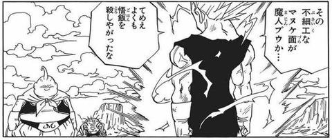 e381fa5f s - 【ドラゴンボール】悟空「身勝手の極意!!」ベジータ「スーパーサイヤ人ブルー2だ!!」悟り飯「…」