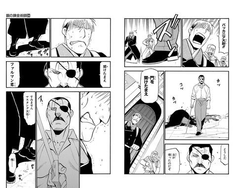 e98a64be s - 【朗報】ハガレンの1番の名シーン、一致する!!!!!