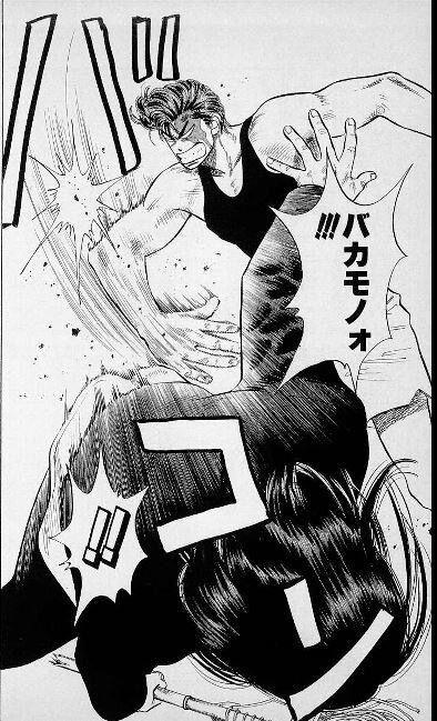 f331db00 - 【スラムダンク】井上雄彦「ロン毛の不良にバスケ部襲わせて喧嘩沙汰にしたろ!w」