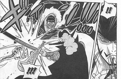fdb20bb7 s - 【ONEPIECE-ワンピース-】元七武海のクロコダイルさん、1人だけ覇気が使えなかったことが公式で発表されてしまう!!!!!