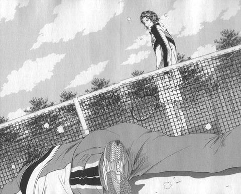 ff058767 s - 【朗報】テニスの王子様で好きなシーン、ついに決まるwwwww
