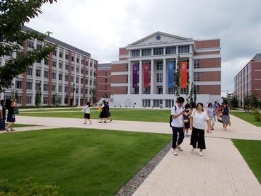 170820杏林大学オープンキャンパス