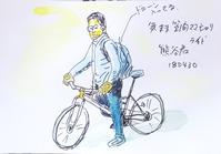 180430ママチャリライド熊谷君