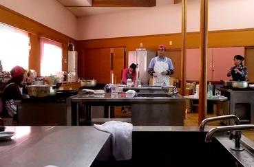 発酵中に長島講師の講義