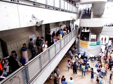 170924青少年科学・S館の賑わい