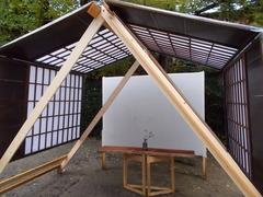 和のギャラリー小屋