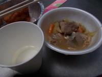 180520田植え会お昼餐