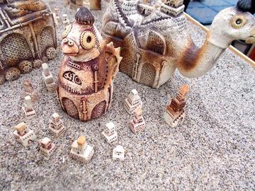 180502陶炎祭東風舎砂置物