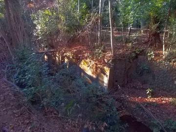 190101牟礼分水口と堰