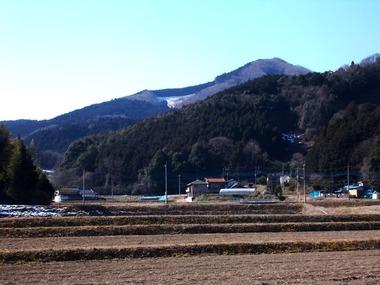 170216竹林近くの風景・吾国山