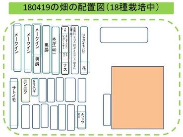 畑配置図180419