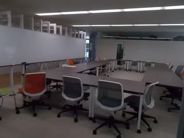 180705FCプロジェクト室全面登園壁面