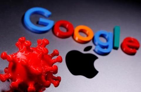 AppleとGoogle  VS 新型コロナ