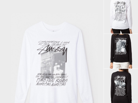 Tribe Of Stüssy LS Tee