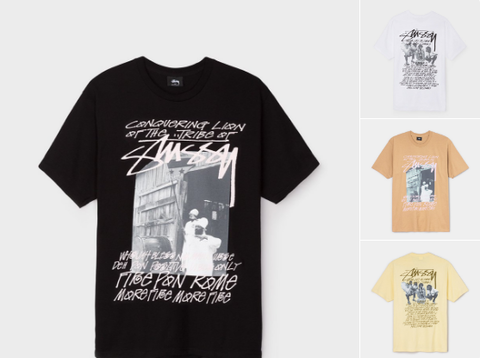 Tribe Of Stussy Tee