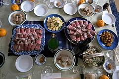 110111新年会料理