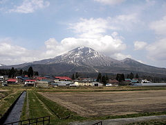 100430会津磐梯山