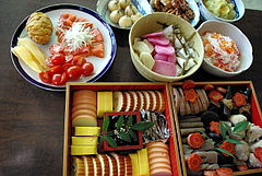 100101お節料理