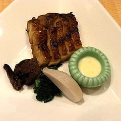 101207三瀬鶏吟醸味噌焼き