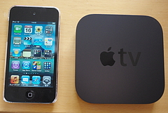101116AppleTV&iPod touch