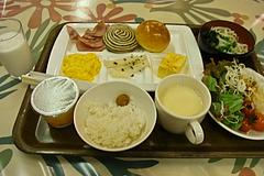 100901朝食バイキング@ホテルハワイアンズ