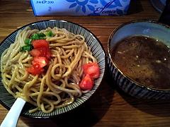 100210濃厚つけ麺@蕃茄