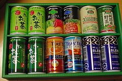 100729伊藤園株主優待品