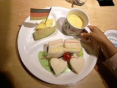 080915お子様サンドイッチセット