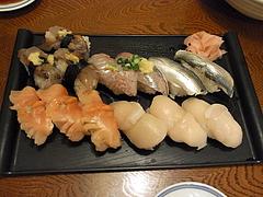 100512にぎり寿司@まる辰