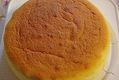 101119チーズスフレケーキ