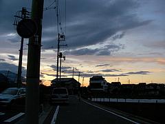 091009夕空
