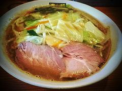 110404濃菜麺@濃菜麺井の庄