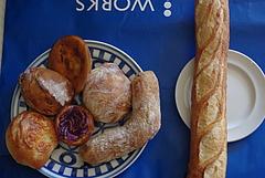 101204ブーランジェリーコパンのパン