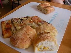 100904ブーランジェリーコパンのパン