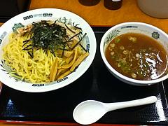 100930和風チャーシューつけ麺@日高屋