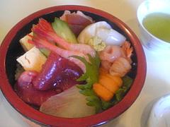 091218ちらし寿司