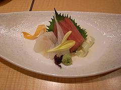 091201お刺身@日本料理ひよく