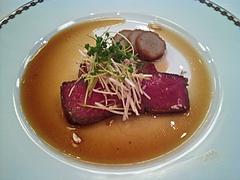 100425肉料理@東京ドームホテル