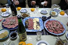 100212新年会料理