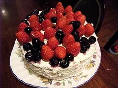 100209誕生ケーキ